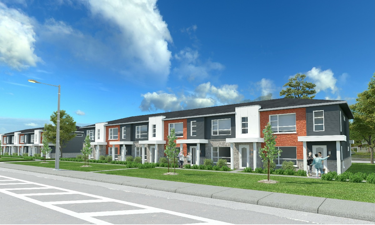 Habitation canadienne nos projets - Maisons canadiennes ...